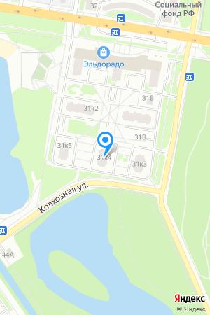Дом 31/4 по просп. Молодёжный, ЖК Молодёжный на Яндекс.Картах
