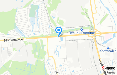 Местоположение на карте пункта техосмотра по адресу г Нижний Новгород, ш Московское, д 294Б