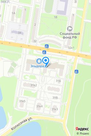 Дом 33 по просп. Молодёжный, ЖК Молодёжный на Яндекс.Картах