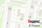 Схема проезда до компании ГОРОД-НН в Нижнем Новгороде