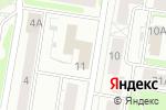 Схема проезда до компании Стройкомплекс в Нижнем Новгороде