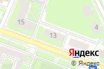Схема проезда до компании Сеть магазинов-мастерских в Нижнем Новгороде