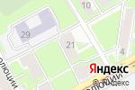 Схема проезда до компании Компьютерная мастерская в Нижнем Новгороде