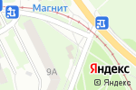 Схема проезда до компании Авторское ателье Марии Воробьевой в Нижнем Новгороде