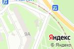 Схема проезда до компании Магазин цветов и подарков в Нижнем Новгороде