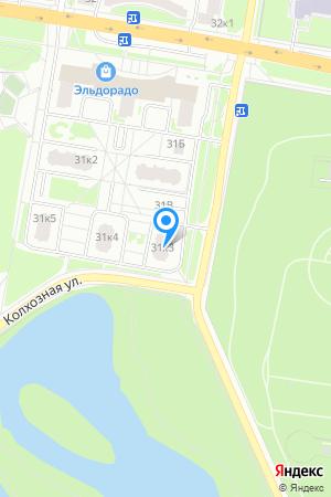 Дом 31/3 по просп. Молодёжный, ЖК Молодёжный на Яндекс.Картах
