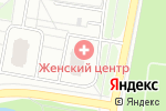 Схема проезда до компании Коралл-Тур в Нижнем Новгороде