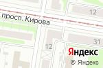 Схема проезда до компании Страховая компания в Нижнем Новгороде