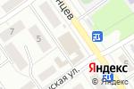 Схема проезда до компании Цветочный магазин в Нижнем Новгороде