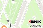 Схема проезда до компании Кама в Нижнем Новгороде