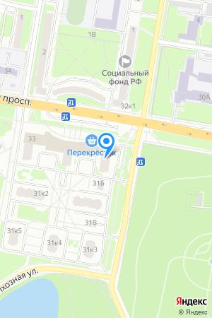 Дом 31 по просп. Молодёжный, ЖК Молодёжный на Яндекс.Картах