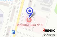 Схема проезда до компании ГОСТИНИЦА АМЗ в Арзамасе