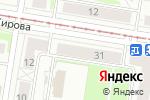 Схема проезда до компании Сервисная компания в Нижнем Новгороде