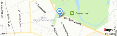 ЗАГС Сормовского района на карте Нижнего Новгорода