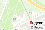 Схема проезда до компании ЗАГС Московского района в Нижнем Новгороде