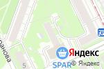 Схема проезда до компании РИТУАЛ-НН в Нижнем Новгороде