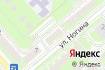 Схема проезда до компании Музей деревянной скульптуры А.И. Новикова в Нижнем Новгороде