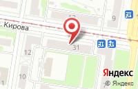 Схема проезда до компании Авантаж-Дизайн в Нижнем Новгороде
