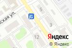 Схема проезда до компании Лиза в Нижнем Новгороде