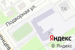 Схема проезда до компании Детская музыкальная школа №13 в Нижнем Новгороде