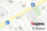 Схема проезда до компании Обувничок в Нижнем Новгороде