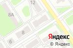 Схема проезда до компании Детская библиотека им. К. Симонова в Нижнем Новгороде