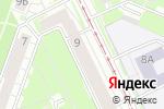 Схема проезда до компании Детская библиотека им. В.И. Даля в Нижнем Новгороде