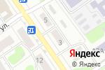 Схема проезда до компании Туристическое агентство в Нижнем Новгороде