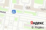 Схема проезда до компании Пресса для всех в Нижнем Новгороде