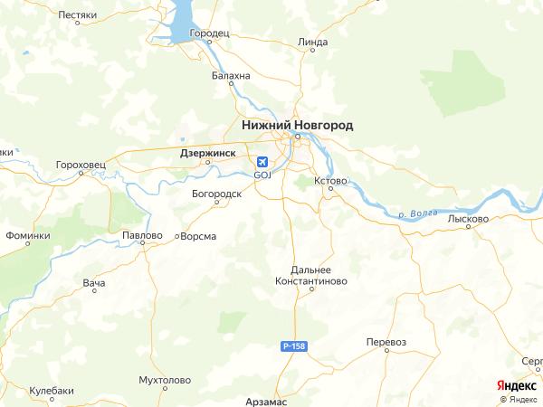 деревня Пруды на карте