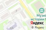 Схема проезда до компании Тигренок в Нижнем Новгороде