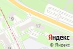 Схема проезда до компании Максима НН в Нижнем Новгороде