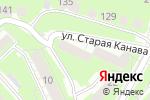 Схема проезда до компании ЖСК №421 в Нижнем Новгороде