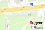 Схема проезда до компании Нефертити в Нижнем Новгороде