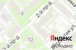 Схема проезда до компании Волшебный гребешок в Нижнем Новгороде