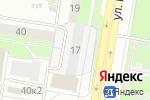 Схема проезда до компании МИГ в Нижнем Новгороде