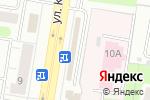 Схема проезда до компании Магия Европы в Нижнем Новгороде