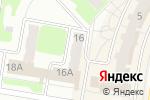 Схема проезда до компании Балкон в Нижнем Новгороде