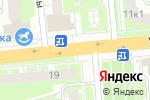 Схема проезда до компании EKS в Нижнем Новгороде