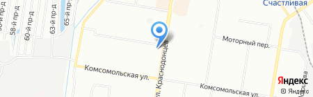 Швейный мир на карте Нижнего Новгорода