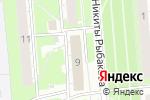 Схема проезда до компании Пивновъ в Нижнем Новгороде