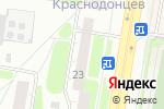 Схема проезда до компании Букет Чувашии в Нижнем Новгороде