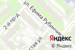 Схема проезда до компании Юнга в Нижнем Новгороде