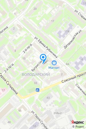 Дом 2В по просп. Союзный, ЖК Союзный на Яндекс.Картах