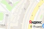 Схема проезда до компании Лимен строй в Нижнем Новгороде