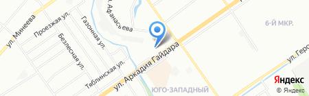 Агрозапчасть НН на карте Нижнего Новгорода