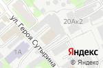 Схема проезда до компании Мебель Конева в Нижнем Новгороде