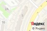 Схема проезда до компании Непроспи в Нижнем Новгороде