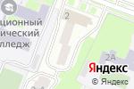 Схема проезда до компании NN-Telemaster в Нижнем Новгороде