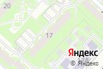 Схема проезда до компании Компьютерный сервис-центр в Нижнем Новгороде